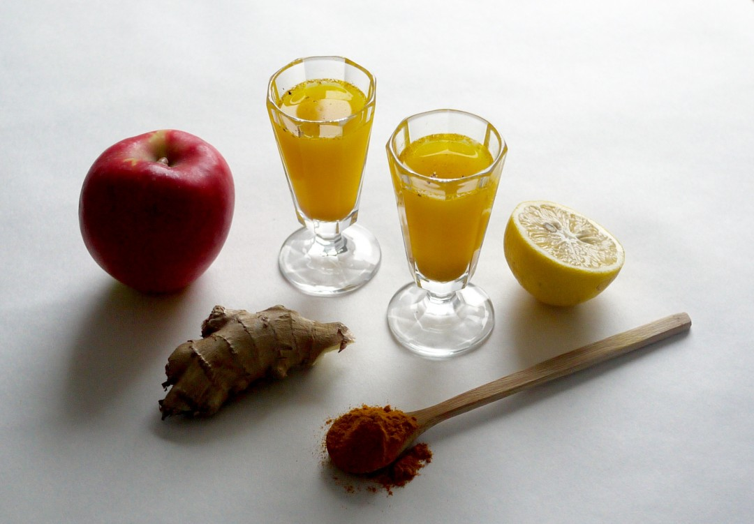 juice mot forkjølelse